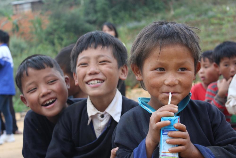 Những chương trình từ thiện ý nghĩa của công ty cổ phần Thành An